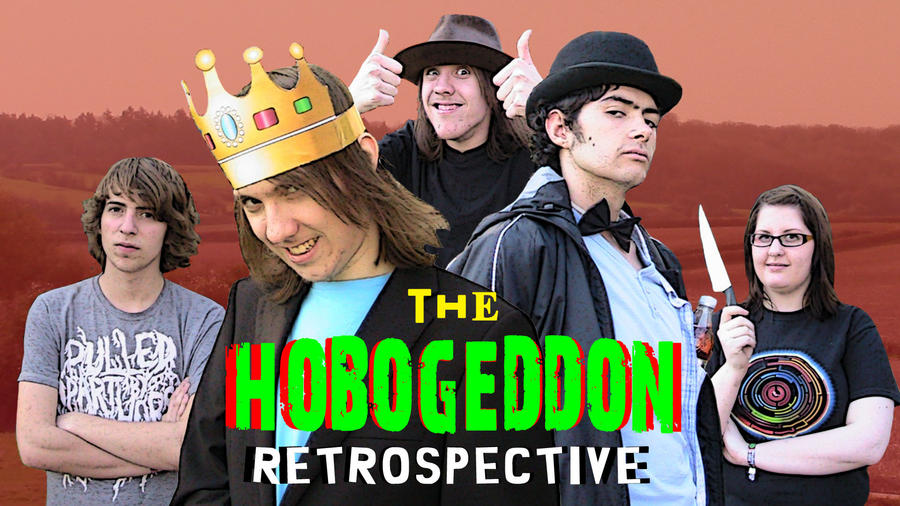 The HOBOGEDDON Retrospective by JeffreyKitsch