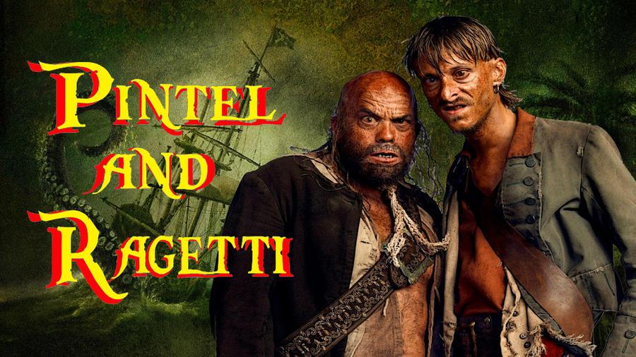 Pintel and Ragetti by JeffreyKitsch