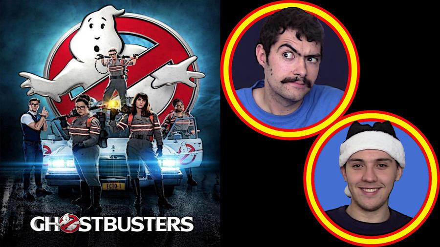 Ghostbusters (2016) by JeffreyKitsch