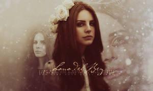 Lana Del Rey by RavenOrlov