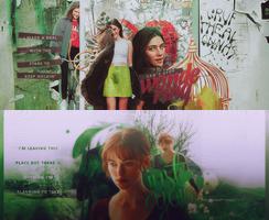 greenish by RavenOrlov
