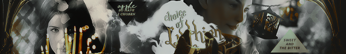 the choice of luthien by RavenOrlov