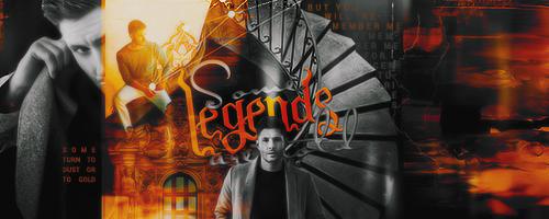 legends by RavenOrlov