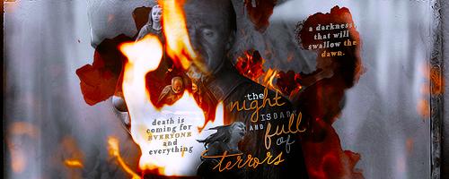 the night is dark and full of terrors by RavenOrlov