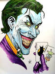 the man who laughs - colored