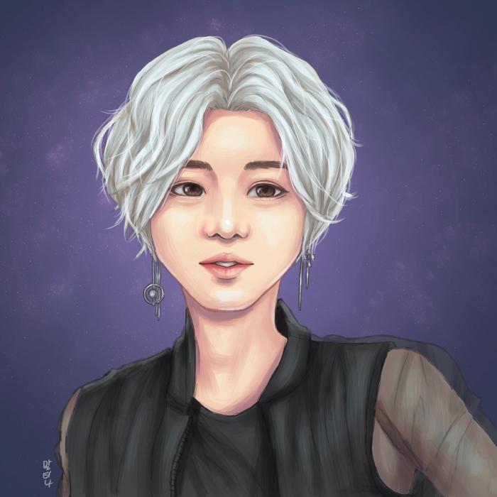 Sungjong by blingyeol
