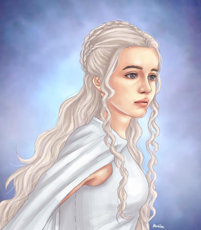 Silver Queen by blingyeol