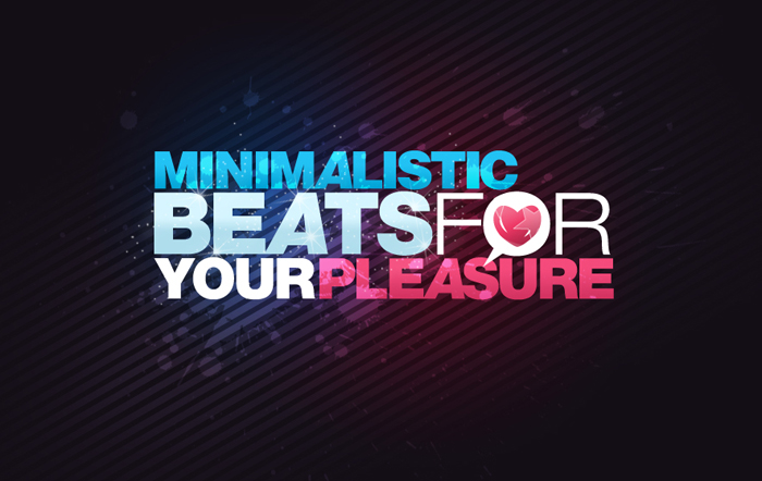 Minmalistic beats for your... by karmagraphics