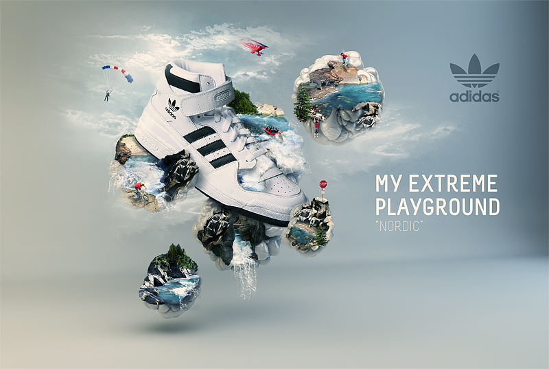 "My Extreme Playground ""Nordic"" by karmagraphics"