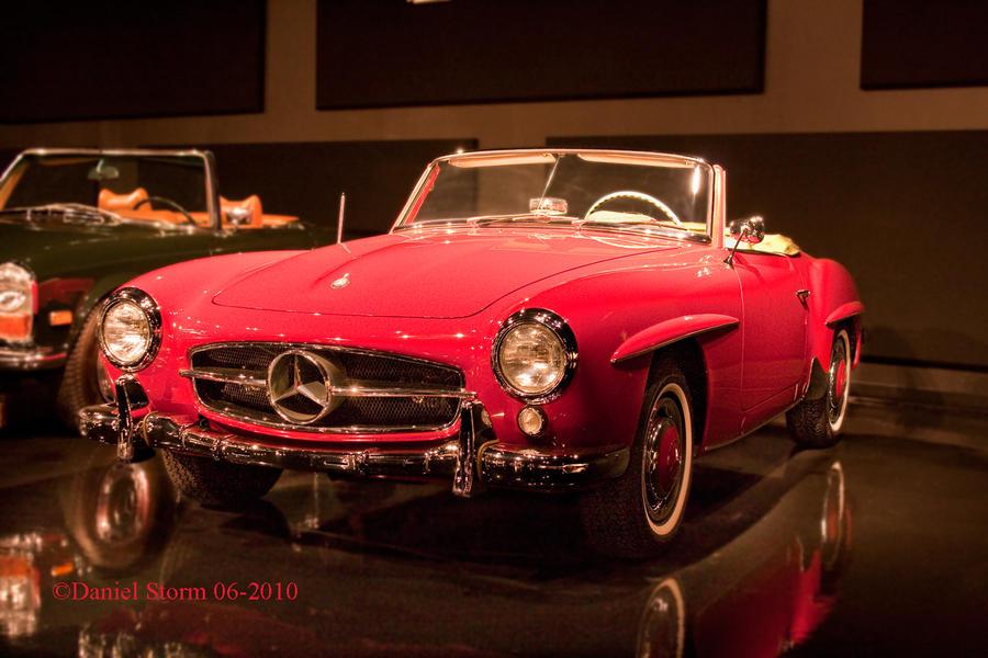1959 Mercedes 190 SL by StormPix