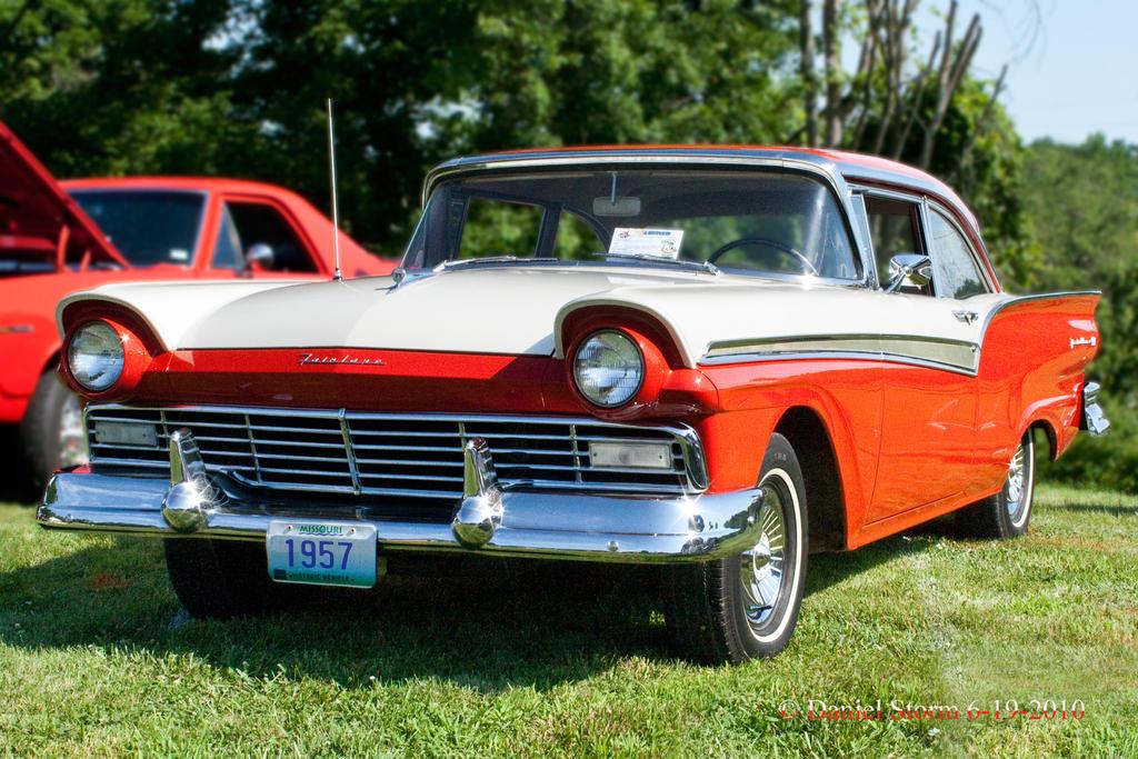 Hazelwood Baptist Church Car Show