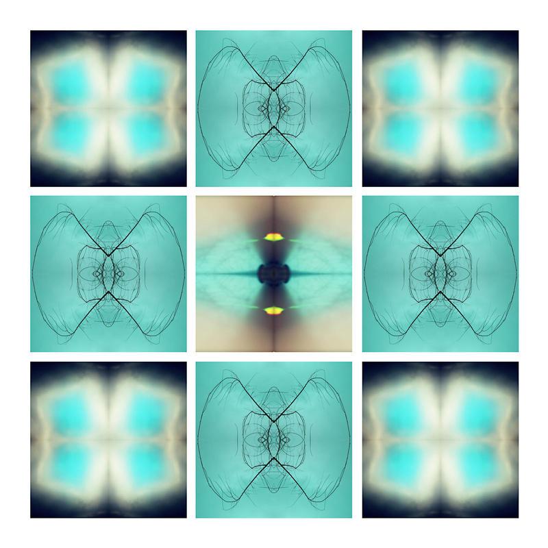 bleu papillon by partiallyHere