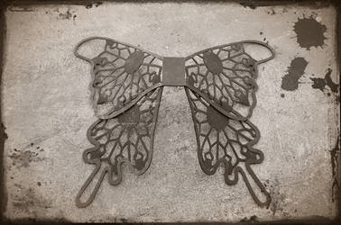 Gothic Butterfly Wings