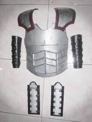 Perseus Armor Kiddie Version