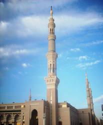minarets by rezzamuhammad