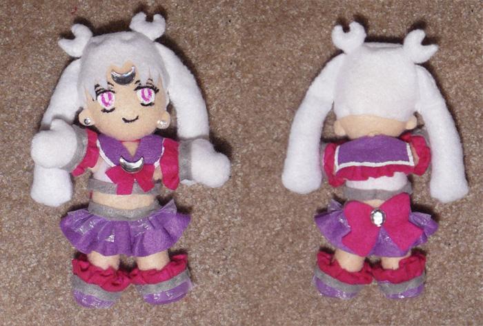 Sailor Silver Moon by sakkysa