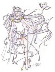 Sailor Cosmos by SarahForde