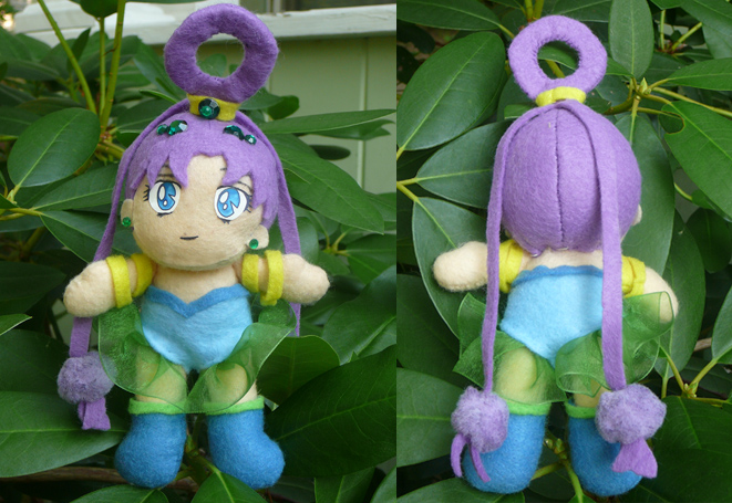 ApolApol Plushie by sakkysa