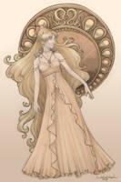 Princess Venus by SarahsPlushNStuff