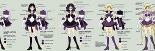 Sailor Astera Reference