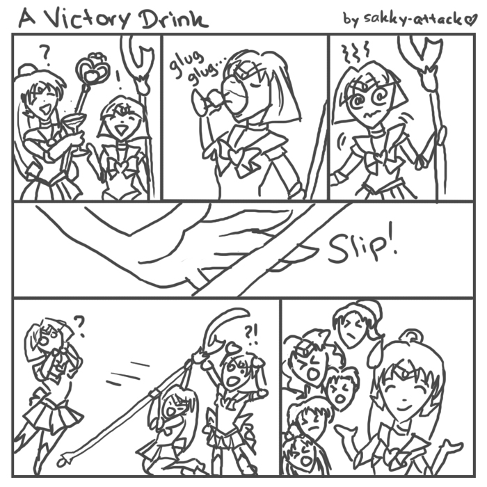 [Debate] Who is the most powerful Sailor Senshi? A_Victory_Drink_by_sakky_attack
