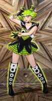 Sailor Titanium Kerokko by SarahsPlushNStuff
