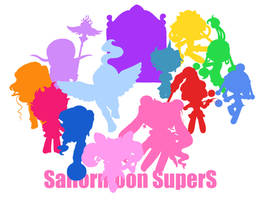 Animazement SuperS Print Preview by SarahsPlushNStuff