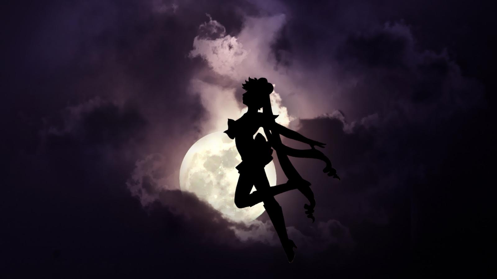 My Sailor Moon Wallpaper by SarahsPlushNStuff My Sailor Moon Wallpaper by SarahsPlushNStuff