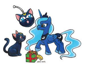 A Present For Luna