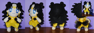 Human Luna Plush - Sailor Moon by SarahsPlushNStuff