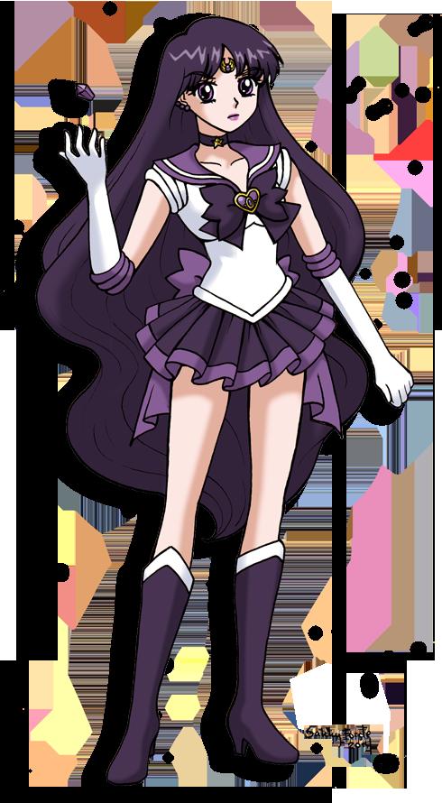 Sailor Moon Crystal - Sailor Astera by sakkysa
