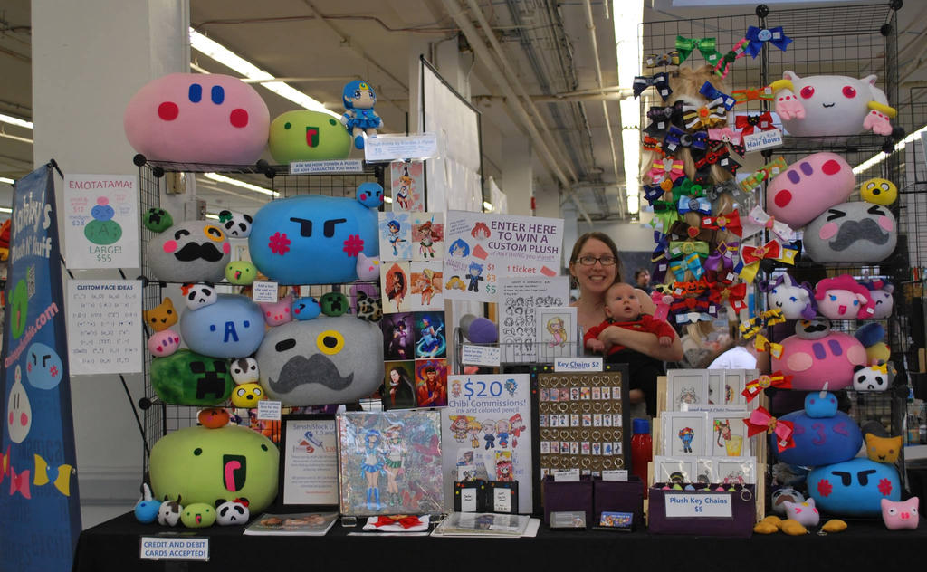 Sakky 39 s 2015 anime convention schedule by for Craft stores manchester nh