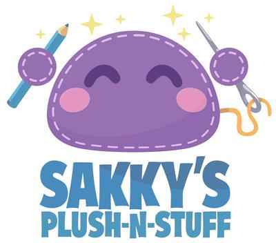 Sakky's Plush N Stuff 2015 Logo by sakkysa