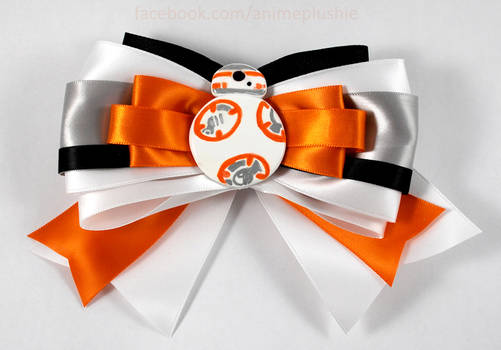 Deluxe BB-8 Hair Bow - Star Wars The Force Awakens