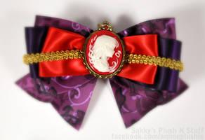 Custom Sailor Mars Bandai Cameo Charm Bow by SarahsPlushNStuff