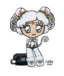 Chibi Sailor Iron Mouse by SarahForde