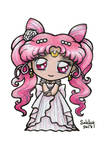 Princess Small Lady Serenity Chibi