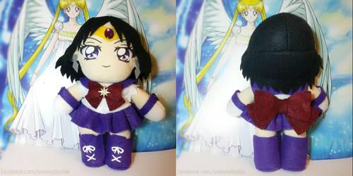 Free Plush Giveaway Winner - Crystal Sailor Saturn