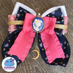 Sailor Moon Custom Design Hair Bow