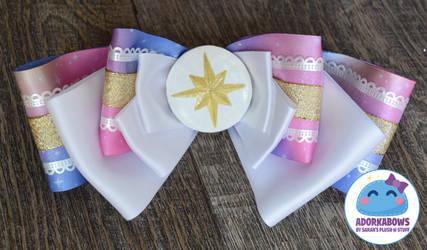 Sailor Moon - Sailor Cosmos Hair Bow