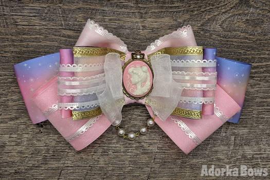 Sailor Moon Princess Serenity Cameo Bow