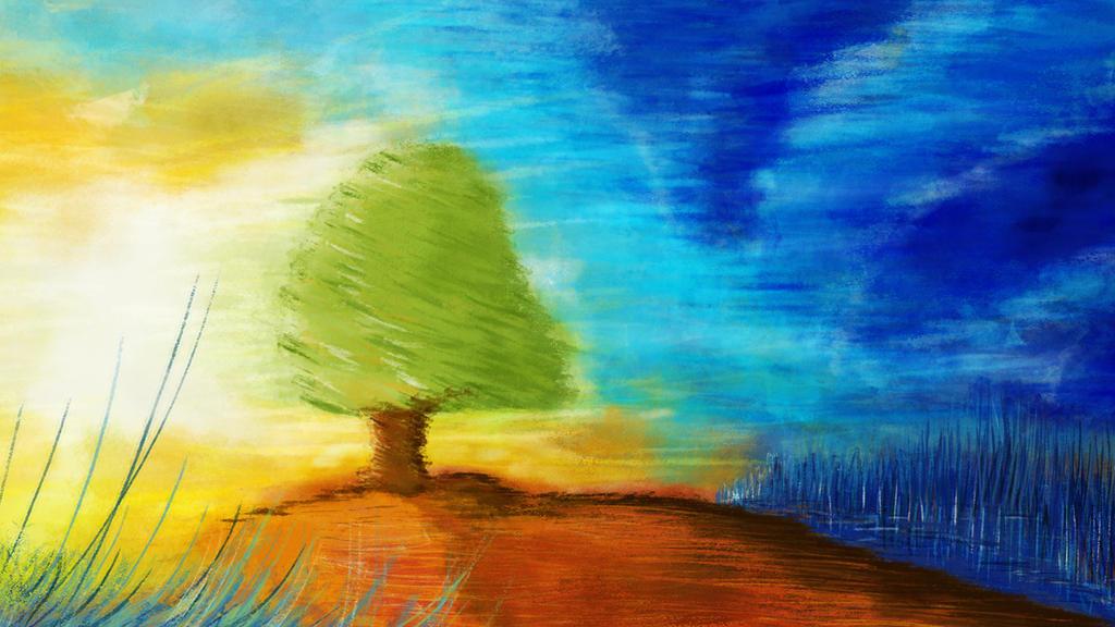 Tree by phtorxp