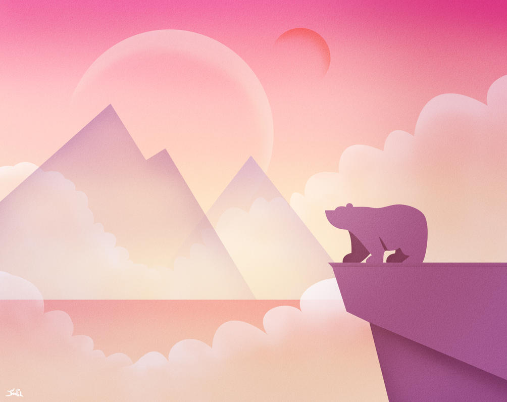The Bear by phtorxp