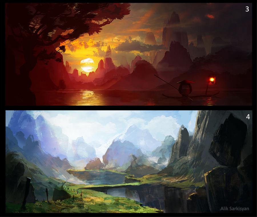 Thumbnails exploration by Saruman-sLP