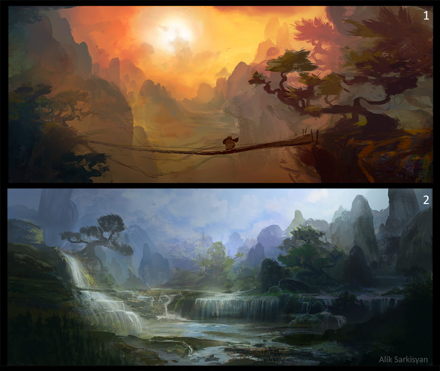 Thumbnails exploration 2 by Saruman-sLP