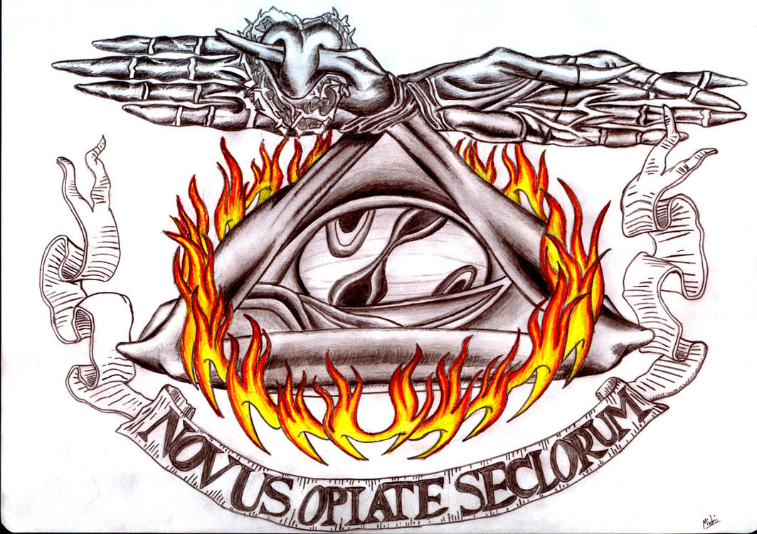 Novus Opiate Seclorum by See-Saw