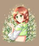 Contest Prize: Leaf Spirit