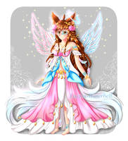 MYO Feoni: Harmonia by Lucina-Waterbell