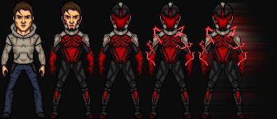 Prototype New Suit by Vithun-Z