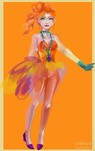 Sweet, another fairy by KeYashu